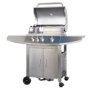 GASGRILL DELUXE 5