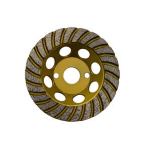 Diamantschleifteller Turbo Beton/Granit