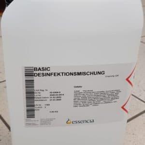 Desinfektions Hygiene Gel mit Ethanol 75%
