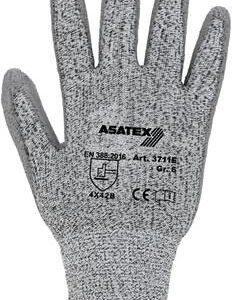 Schnittschutz-Handschuh – Farbe: grau